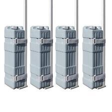 4Pcs Water Bottle Weight Feet Leg Weight For EZ Pop Up Canopy Vendor Gazebo Tent
