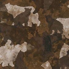 Kaufman-McKenna Ryan-Enchanted Pines 15575 169 Earth Tonal Bears CottonFabBTY
