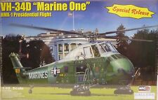MRC Gallery Models 1/48 VH-34D US Marine One HMX-1 Presidential Flight 64105