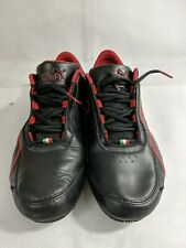 Used Men's Puma SF Ferrari Colab Drift Cat Racing Sneakers 304460_01 Size 7.5