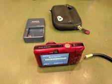 Canon PowerShot Digital ELPH SD780 12.1MP Digital Camera Red