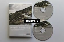 2004-2009 Audi A4 NAVIGATION DVD 2016 NORTH AMERICA MAP GPS  UPDATE RNS-E