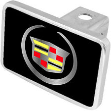 New Cadillac Logo Tow Hitch Cover Plug