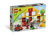 LEGO DUPLO LA MIA PRIMA CASERMA DEI POMPIERI VIGILI DEL FUOCO 2-5 ANNI  6138