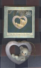 Precious Moments Ornament 530972 You Alway in My Heart