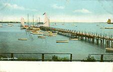 Hyannisport,MA. The Pier at Hyannisport