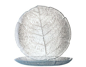 Luminarc ARC 10274 ASPEN Teller flach 19.1cm Glas transparent 6 Stück