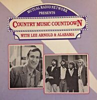 Radio Show: 1984 END OF YEAR TOP 30 w/LEE ARNOLD AND ALABAMA 3 HRs, INTERVIEWS