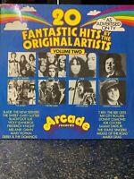20 Fantastic Hits By The Original Artists Vol. 2 - Vinyl Record LP Album - 1968