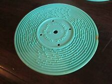 Fisher Price Record Player vintage part 995 Teal Twinkle Little Star Au Claire 2