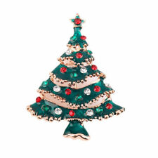 Alloy Holiday Costume Brooches & Pins
