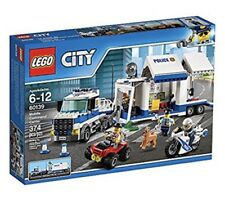 Lego City 60139 - Police Mobile Command Center -  Brand New Sealed Package