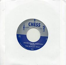 HOWLIN' WOLF   SMOKESTACK LIGHTNING / YOU CANT BE BEAT  CHESS RI/Re-Pro  R&B/MOD