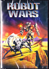 Robot Wars (DVD, 2012) New