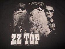 2012 ZZ TOP Concert  Tour (XL) T-Shirt BILLY GIBBONS DUSTY HILL FRANK BEARD