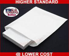 1000 White Kraft 85x11 Paper Merchandise Retail Bags Grocery Shopping Bag