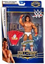 WWE Elite Hall Of Fame TITO SANTANA Class Of 2004 new in Box