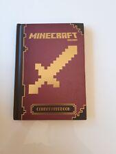 Minecraft Combat Handbook, Hardcover, Mojang, Used