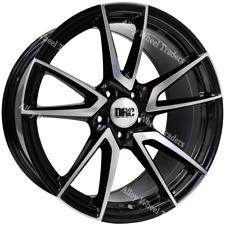 "Alloy Wheels 19"" DRC DLA For 2014> Vauxhall Opel Vivaro High Roof Van 5x114"