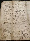 Handwritten Paper 1607 - 16 pages