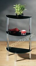 Unbranded Glass 60cm-80cm Height Tables