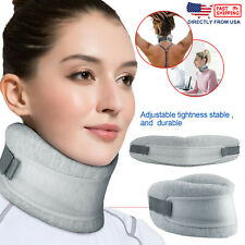 Soft Foam Neck Brace Support Device Collar Cervical Therapy Traction Pain Relief