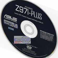 ASUS Z97I-PLUS MOTHERBOARD DRIVERS M4691 WIN 10 DUAL LAYER DISK