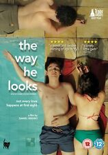 The Way He Looks (Gay Theme) Region 4 New DVD