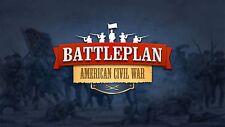 Battleplan GUERRA CIVILE AMERICANA PC Steam Key Codice Download gioco nuovo spedizione veloce