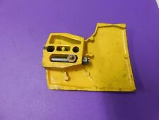 Vintage NEW McCULLOCH Chainsaw BP-1 BP1 bar cover w/ chain tensioner/adjuster