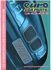 RICAMBI AUTO EURO ACCESSORI BMW 2001 UK catalogo delle vendite sul mercato