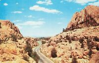 Postcard Granite Dells Prescott Arizona