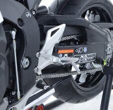 Honda CBR1000RR Fireblade 2014 R&G Racing Boot Guards EZBG307BL
