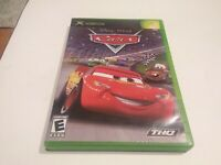 Cars Microsoft Xbox Complete CIB Disney Pixar THQ
