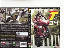 TT 04:2004-Isle of Man TT Official Review-Top 10 TT Riders-Motor Bike-DVD