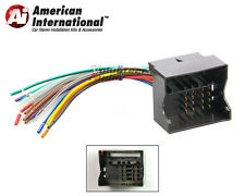 s l225 american international car audio and video wire harness ebay Wire Harness Assembly at edmiracle.co