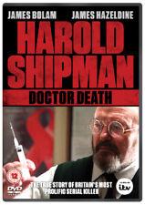 Harold Shipman - Doctor Death DVD (2013) James Bolam, Bamford (DIR) cert 12