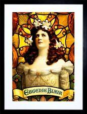 Wooden Art Nouveau Photo & Picture Frames
