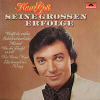 Karel Gott Seine Grossen Erfolge LP Comp Vinyl Schallplatte 154994