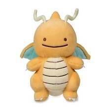 Pokemon Transform Ditto Dragonite Plush Doll Figure Stuffed Toy 6 inch Xmas Gift