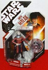 Star Wars Darth Malak Figure 30th Anniversary Expanded Universe Coin KOTOR