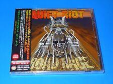 2017 JAPAN QUIET RIOT ROAD RAGE CD w/BONUS TRACK