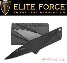 Elite Force Mission Knife Scheckkartenmesser Faltmesser 2er Set chipcard knife