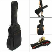 41'' Double Straps Acoustic Guitar Bag Guitar Soft Cases Gig Bag Backpack