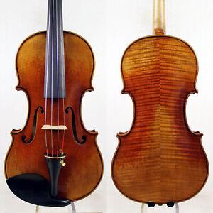 Geige Violine 4/4 NEU GUARNERI + KOFFER + VERSAND + RECHNUNG + BOGEN