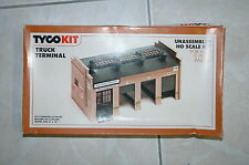MAQUETTE HO TYCO KIT TRUCK TERMINAL