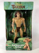 Vintage 1999 Disney Tarzan Rad Repeating Tarzan