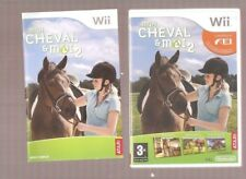 Rare !!! MON CHEVAL ET MOI 2 : Jeu Culte sur Wii/Wiiu. Quasi NEUF