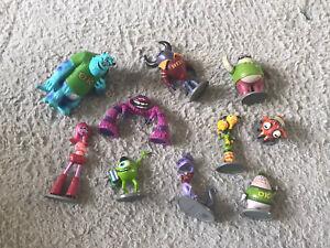 Monsters Inc Toy Figures Bundle