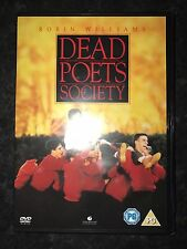 Dead Poets Society [DVD] [1989] DVD**NEW & Sealed**